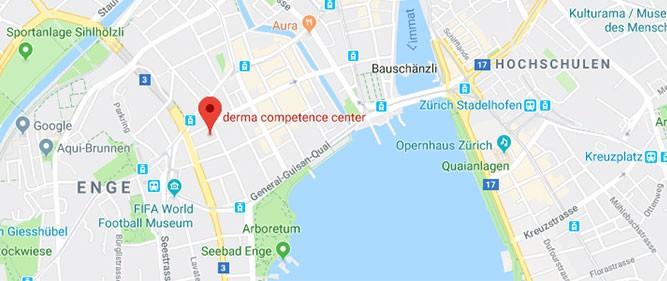 Hautarzt Dermatologe Laserarzt Schönheit Kosmetik Institut Zürich Enge Kreis 2