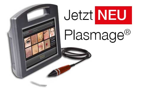 Eyelid lifting without surgery with the new plasma technology at the derma competence center Zurich Enge