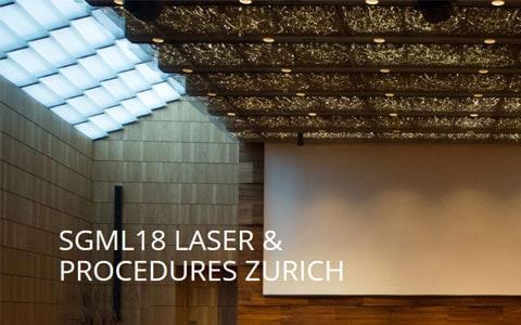 Besuch des Jahreskongresses der Schweizer Gesellschaft für medizinische Laseranwendungen  in Zürich