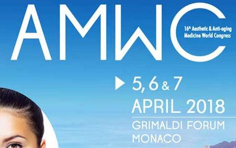 Teilnahme am  16. Weltkongress für ästhetische und Anti-Aging-Medizin – AMWC