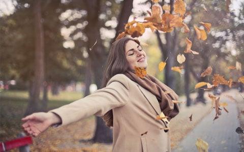 Der Herbst ist da, nicht nur das Laub verfärbt sich im Laufe der Zeit!